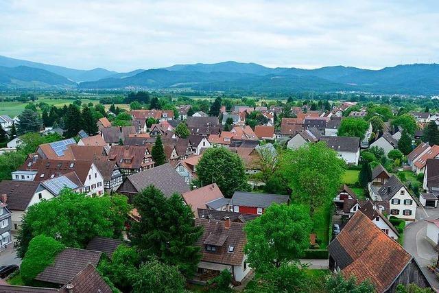 Im Vörstetter Wohngebiet Talacker/Bühlacker könnten neue Bauplätze entstehen
