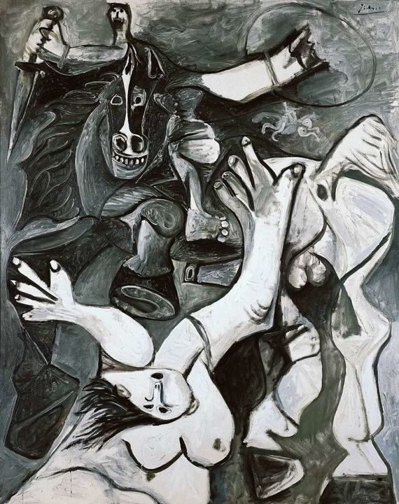 Die Fondation Beyeler zeigt Picasso  | Foto: Robert Bayer