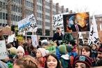 Fotos: Schülerinnen und Schüler gehen in Freiburg für mehr Klimaschutz auf die Straße