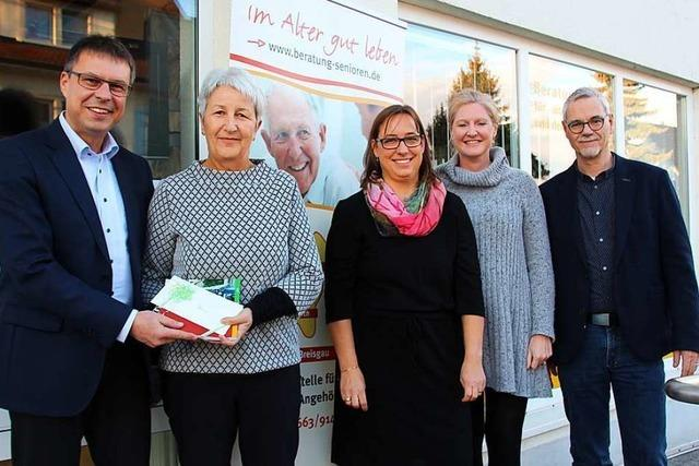Wo Seniorinnen und Senioren in Bötzingen und ihre Angehörigen gut beraten sind
