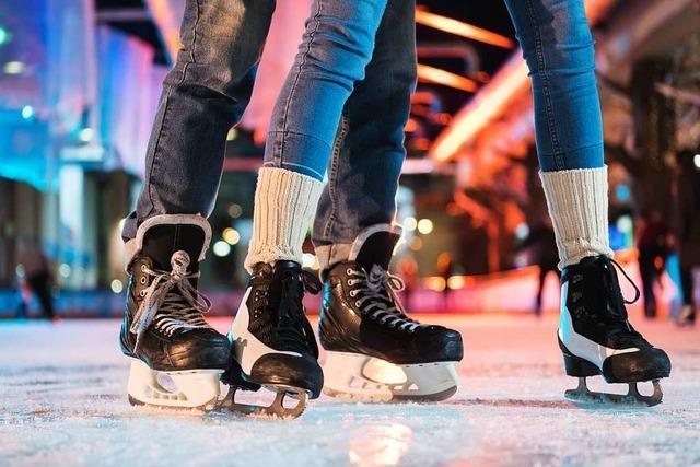 fudder-Clubaktion im Januar: Lichterlauf in der Eishalle beim EHC