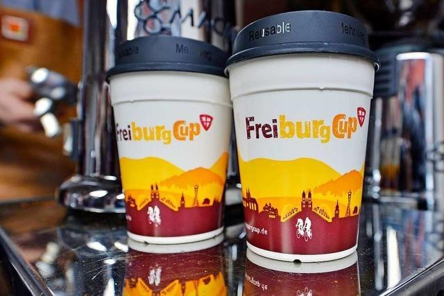 Der Freiburg-Cup hat einen neuen Look – und einen Mehrwegdeckel