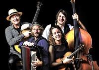 Quartett Sany Saidap gastiert am Samstag, 26. Januar, im Rahmen des Kulturprogramms die Brücke im Laufenburger Schlössle.