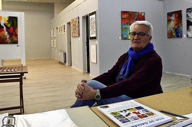 Eine Galerie auf Zeit