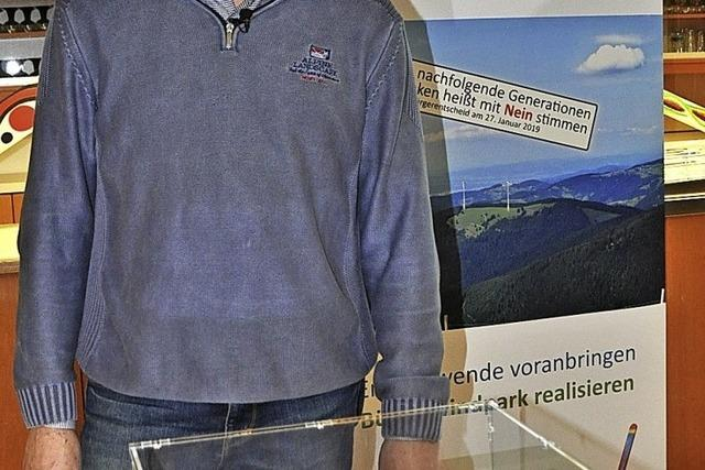 Vortrag zur Windenergie lockt viele Münstertäler an