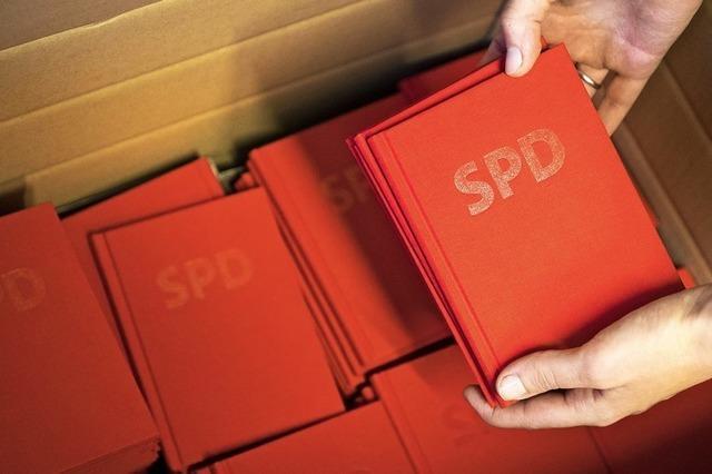Mitglieder: SPD und Grüne legen zu