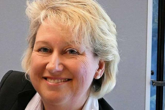 Stegens Bürgermeisterin Fränzi Kleeb kandidiert für den Kreistag