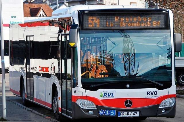 Auf die Schnelle wird es keine weiteren Regiobuslinien im Kreis Lörrach geben
