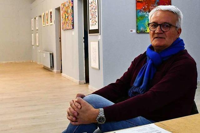 In Lörrach gibt es nun eine Galerie auf Zeit