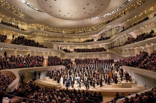 Basler Orchester erlebt Eklat