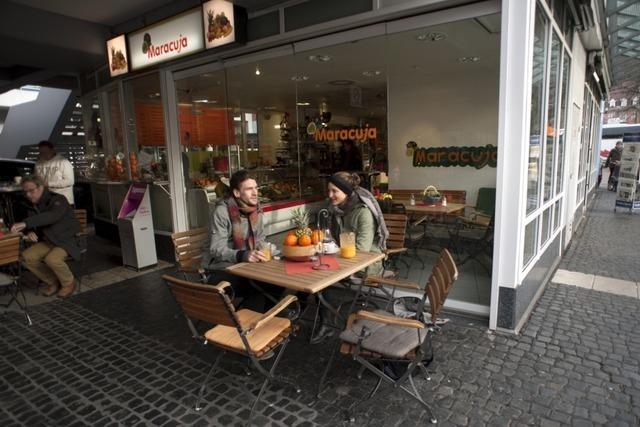 GAUMENSCHMAUS & RACHENPUTZER: Fruchtparadies im Karlsklotz