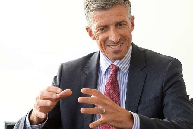 So will der neue Chef das Freiburger Uniklinikum für die Zukunft aufstellen