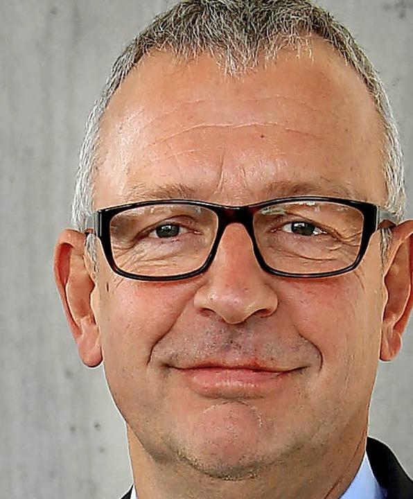 Christoph Münzer, Hauptgeschäftsführer des WVIB  | Foto: WVIB
