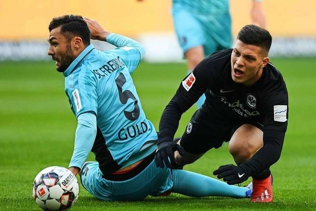 Drei Tore in neun Minuten sorgen für 1:3-Auswärtsniederlage des SC Freiburg