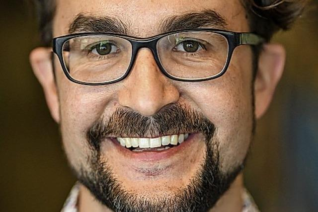 Islamwissenschaftler Simon Fuchs erforscht Iranische Revolution