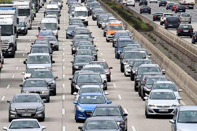 Die Autobahn A5 muss weiter ausgebaut werden