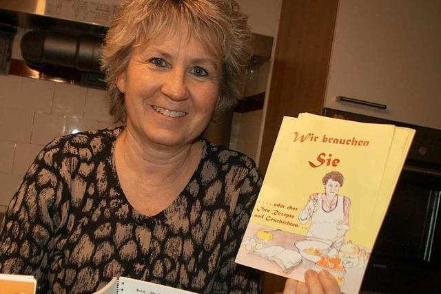 Die Landfrauen vom Dinkelberg planen ein neues Kochbuch mit alten Rezepten