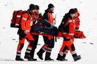 David Siegel aus Titisee-Neustadt stürzt in Zakopane schwer