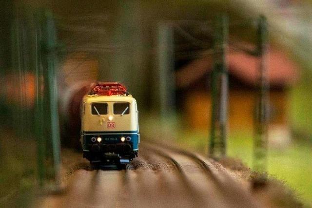 So detailverliebt war die Modellbahnausstellung in Mundingen