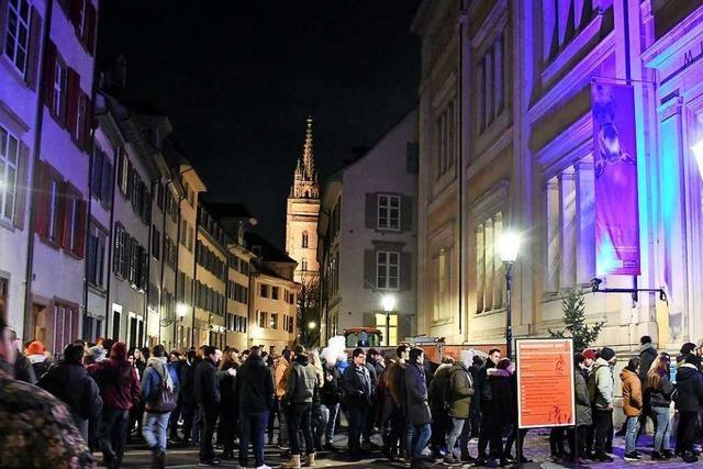 Museumsnacht Basel 2019