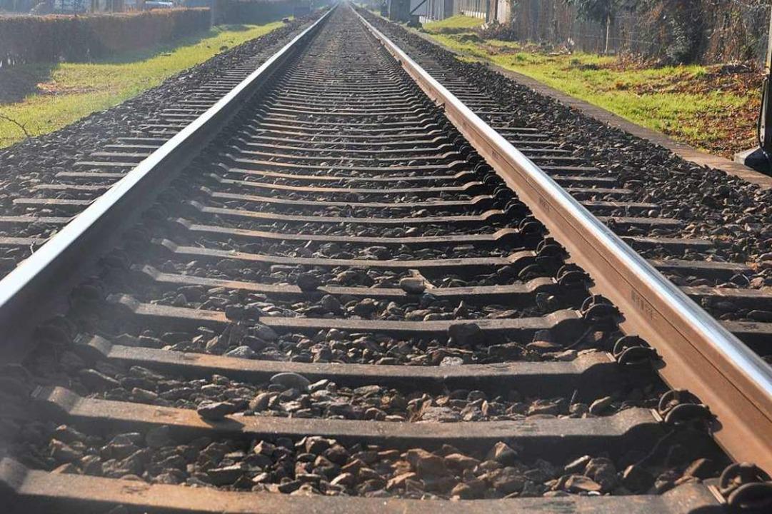 In Basel wurde eine Stahlfelge auf die Gleise gelegt (Symbolbild)  | Foto: Daniel Gramespacher