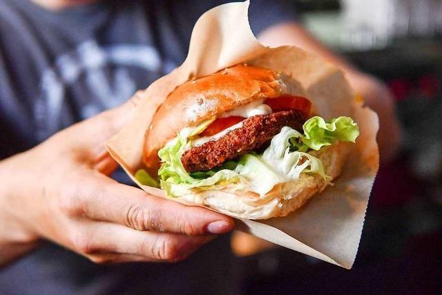 Der Veggie-Burger soll die Supermarktregale erobern