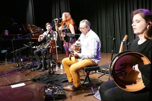 Folk zum Auftakt der neuen Musikreihe in Weil am Rhein