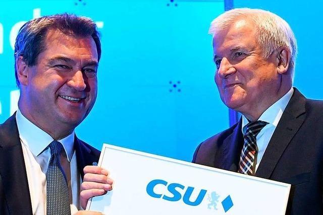3739 Tage an der CSU-Spitze waren dann genug