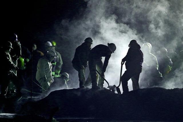 Mindestens 79 Tote bei Pipeline-Brand