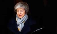 Premierministerin May präsentiert ihre Vorstellungen zum Brexit