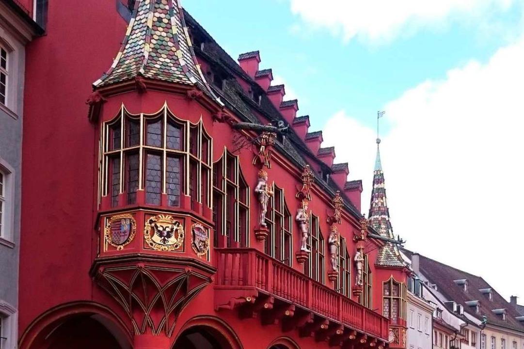 Am Sonntag wird in Freiburg im Histori...fhaus der Opfer des Holocaust gedacht.  | Foto: Frank Thomas Uhrig