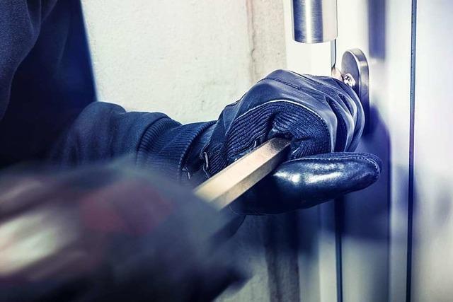 Unbekannte sind in Lörracher Firmengebäude eingebrochen