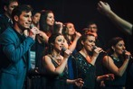 Fotos: Das Jahreskonzert des Popchors Twäng im E-Werk