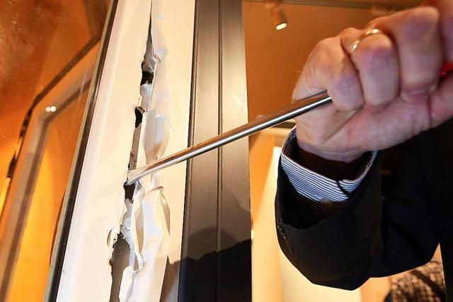 Einbrecher steigen in drei Wohnungen in drei Stadtteilen ein