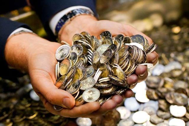 Rekord: 11,5 Milliarden Euro im Länderfinanzausgleich