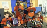 Champions der Lego League