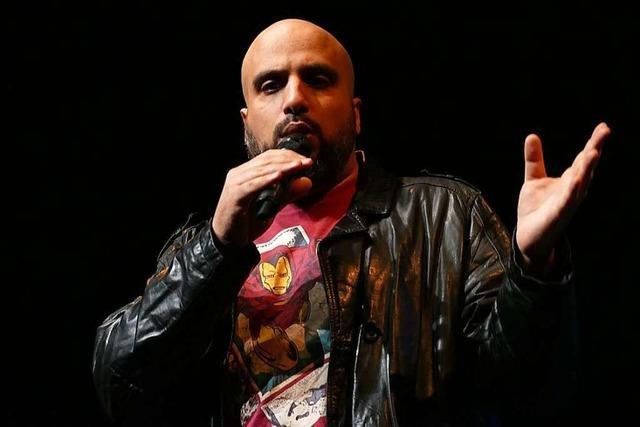 Comedy-Star Adbelkarim kommt ins Gloria-Theater