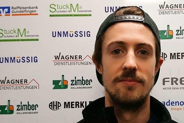 EHC Freiburg testet Stürmer Brad McGowan aus Hamburg