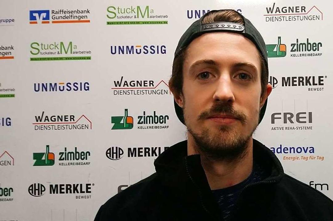 Brad McGowan kommt in den Breisgau.  | Foto: EHC Freiburg