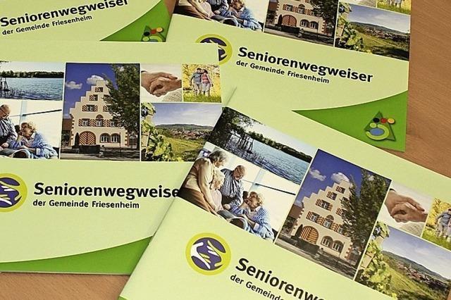 Neuerwegweiser für die Senioren