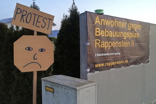 Nun naht Entscheidung zu Rappenstein-Projekt