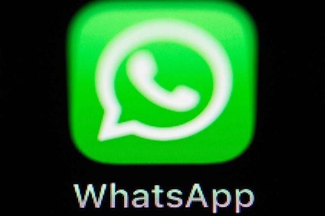 Whatsapp schränkt die Weiterleitung von Nachrichten ein