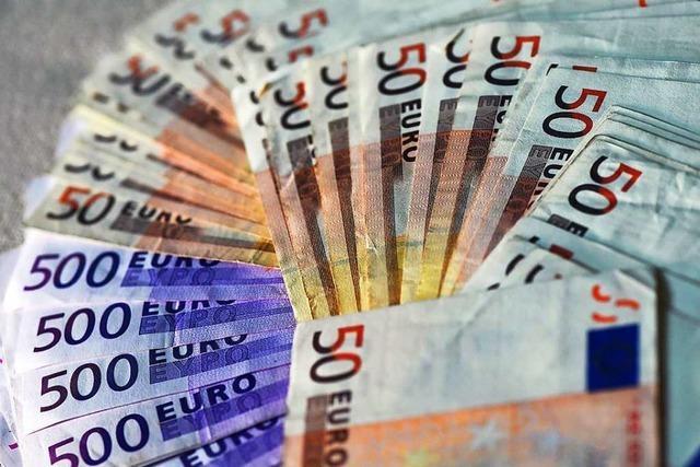 Die Gemeinde Buchenbach nimmt einen neuen Kredit auf