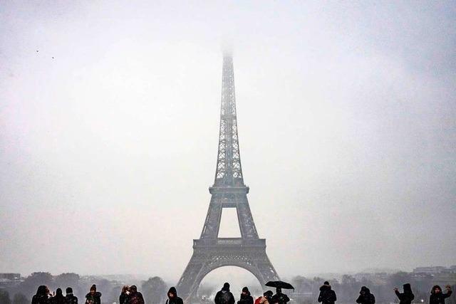 So schön ist Paris im Winter