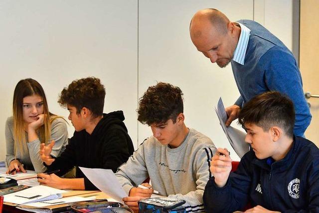 Mit dem Dalton-Konzept sollen Schüler selbständiger lernen