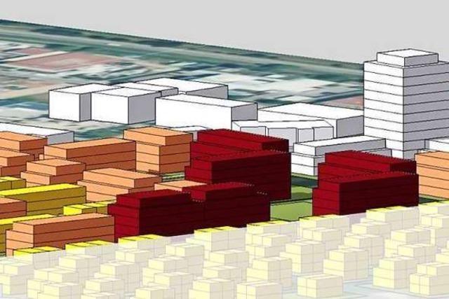 Der Breisacher Gemeinderat entscheidet sich gegen den Bau eines Hochhauses