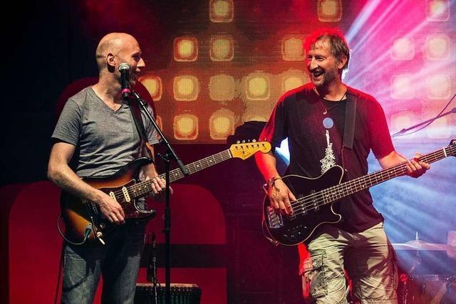 Band Strom & Wasser macht im Alten Wasserwerk Ska-Punk-Polka-Rock gegen Rechts