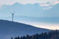 Ausbau der Windenergie in Baden-Württemberg stockt