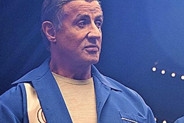 Auch mit über 70 ist Rocky Balboa immer noch da