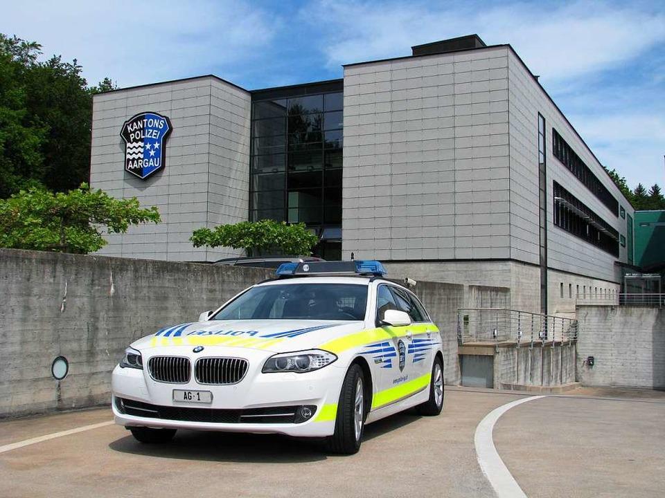 Die Kantonspolizei erwischte einen Deu...erschein und Auto des Rasers sind weg.  | Foto: Kantonspolizei Aargau